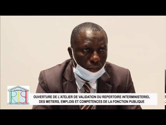 OUVERTURE DE L'ATELIER RIMEC DE LA FONCTION PUBLIQUE