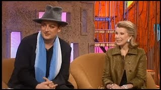 So Graham Norton 2000-S3xE9 Joan Rivers, Boy George-part 2