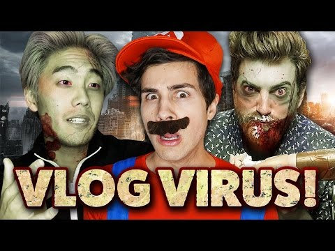 Thumbnail: THE VLOG VIRUS (w/ Ryan Higa and Rhett & Link)