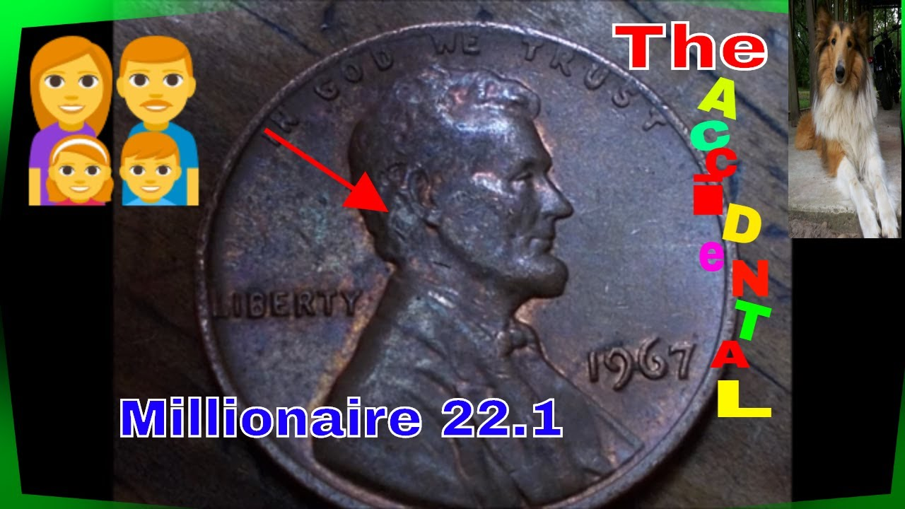 Funny Earlobe ||  Rare Lincoln Cents Hunting || Multi Channel News!!