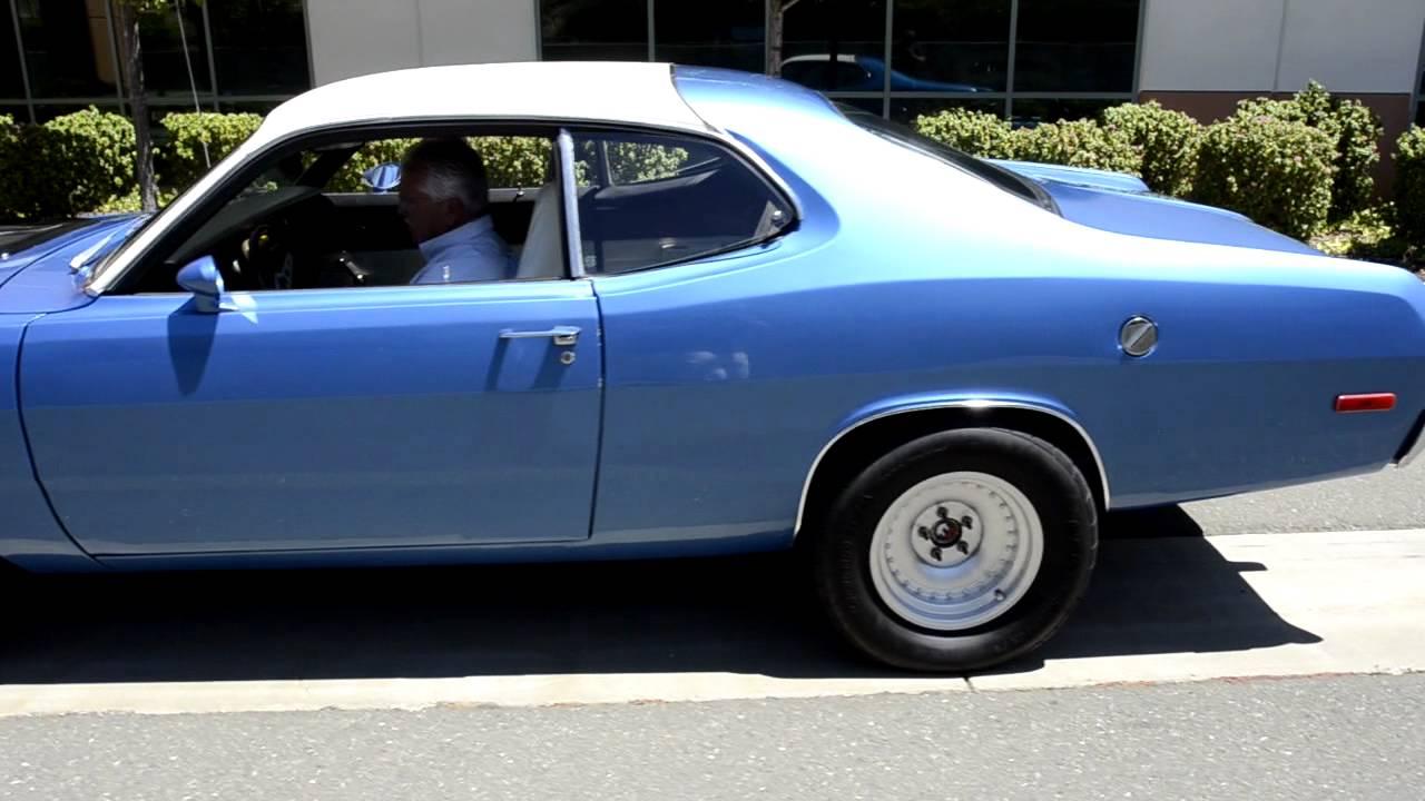 1973 Dodge Dart Sport Coupe Stock B1738 Youtube