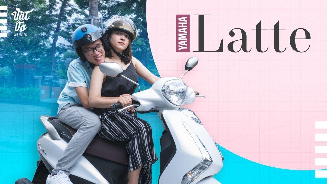 Đánh giá Yamaha Latte: xe ga dành cho nữ