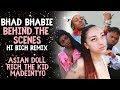 "BHAD BHABIE ""Hi Bich Remix"" BTS Music Video   Danielle Bregoli"