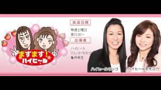 出演 :ハイヒール、亀井希生 ゲスト :浅越ゴエ 番組HP : 世の中、景気は...