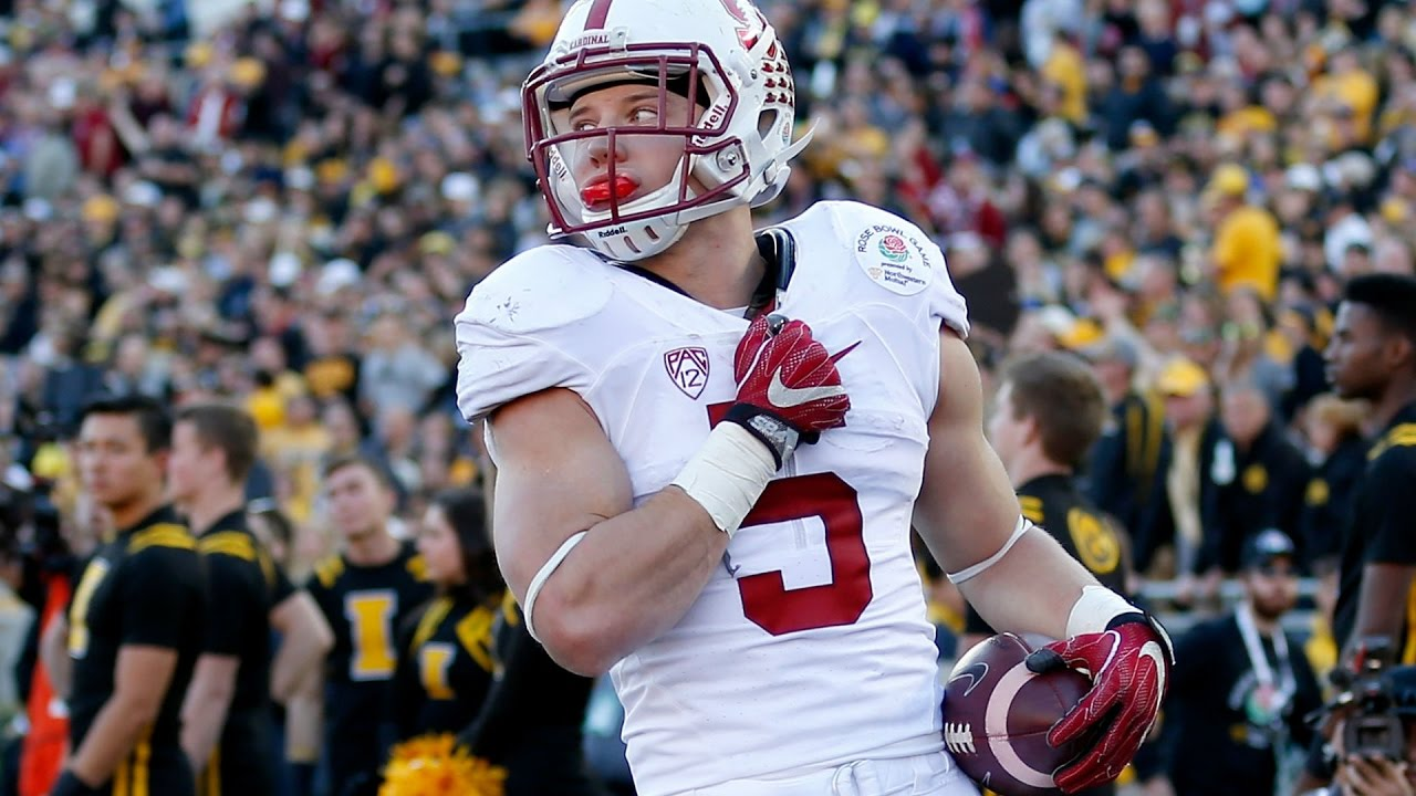 Download Christian McCaffrey Highlights ||Welcome to the NFL||