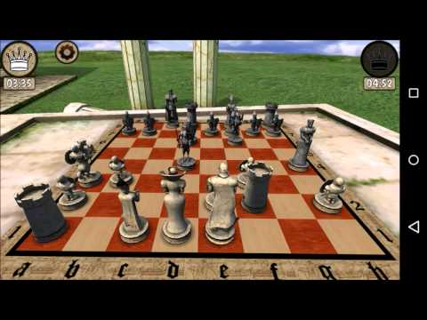Warrior Chess - Android Gameplay