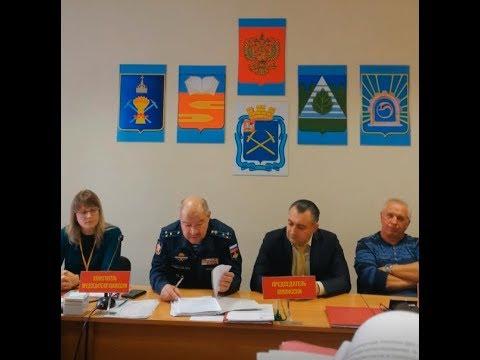 С четвертого раза заменили военную на альтернативную! Призывная комиссия городского округа Подольск