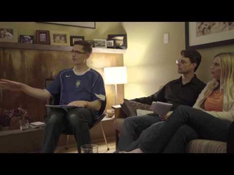 A Living Room Conversation