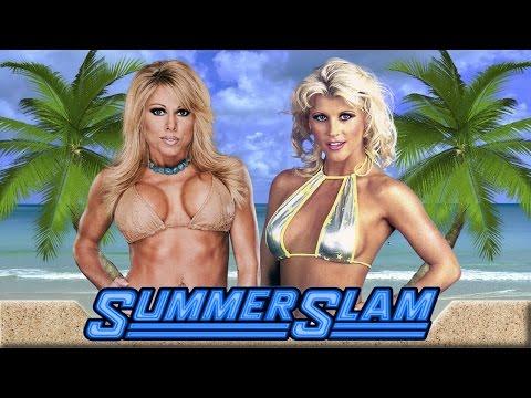 SummerSlam Through The Years [2000]: The Kat Vs Terri Runnels