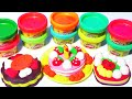 Play Doh Cake Playset Playdoh Playdough Play Dough Birthday Cakes Cooking Games Kids Kitchen Toys