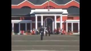 INDIAN MILITARY ACADEMY (IMA), DEHRADUN- FULL PASSING OUT PARADE-DEC 2012