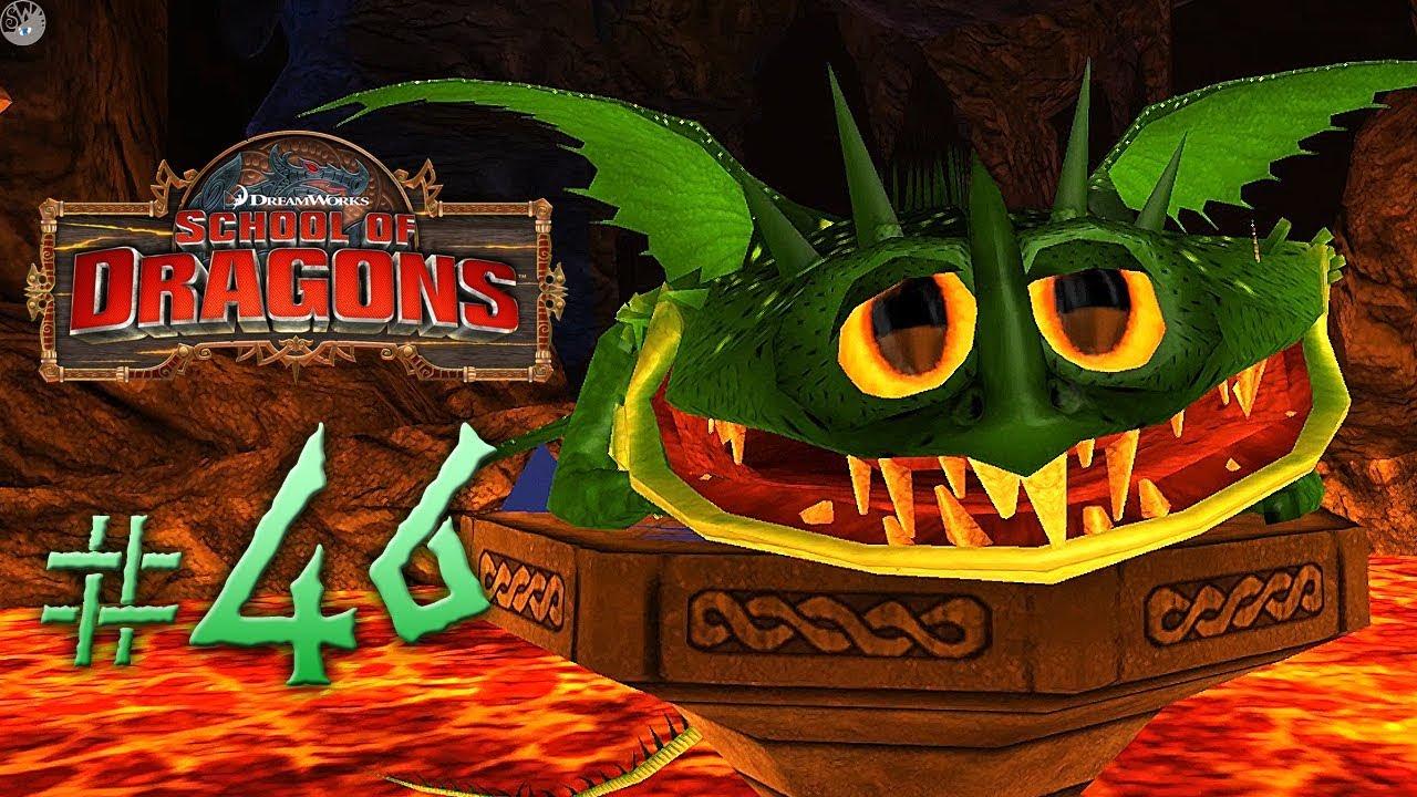 BABY THUNDERDRUM! School of Dragons - Ep. 46 - YouTube