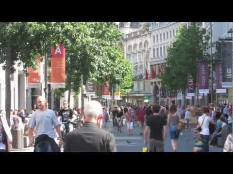 Antwerpen City movie