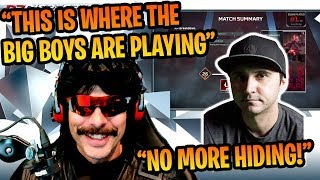 Doc Dominating in Apex Legends and Calls out Summit for Playing - Apex Legends Clips & Highlights