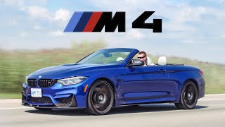 2020 BMW M4 Cabriolet Review - Drop Top Hard Top