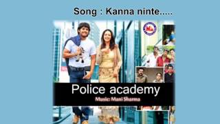 Download Kanna ninte.... - Police acadamy MP3 song and Music Video