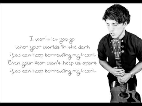 Borrow My Heart- Taylor Henderson Lyrics