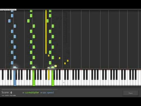 How to play Jaws Theme on piano
