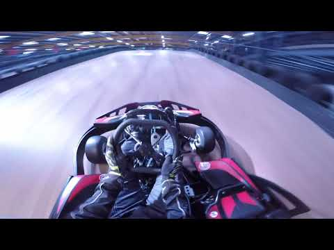 TeamSport Newcastle - Flying Lap with Track Tips