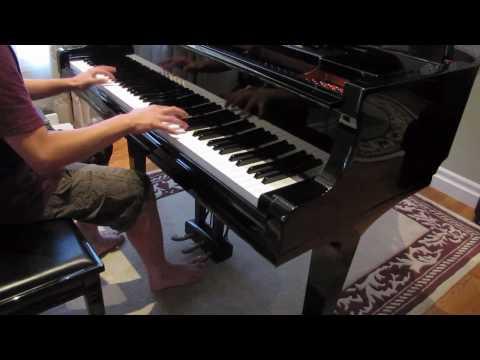 Shakugan No Shana - Hishoku No Sora - Piano