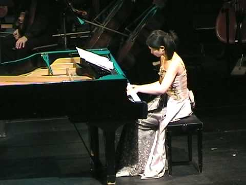 Part2, Poulenc D-Moll  2 Pianos & Orchestra, Anny Hwang