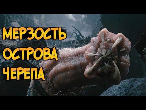 Самые мерзкие твари и паразиты Острова Черепа из фильма Кинг Конг 2005