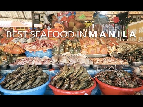 BEST SEAFOOD RESTAURANT IN MANILA | day 3 & 4 vlog