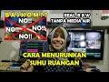 Cara Paling Ampuh Menurunkan Suhu Ruangan Partsatu Satunya Di Indonesia  Mp3 - Mp4 Download