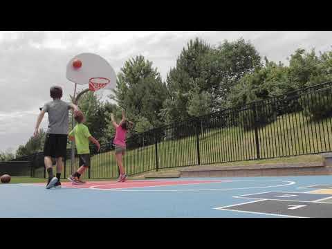 Backyard Game Ideas - Bring The Fun Home With VersaCourt