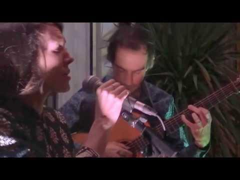 Alela Diane / Ryan Francesconi - The Sun Today (HD) Live In Paris 2015