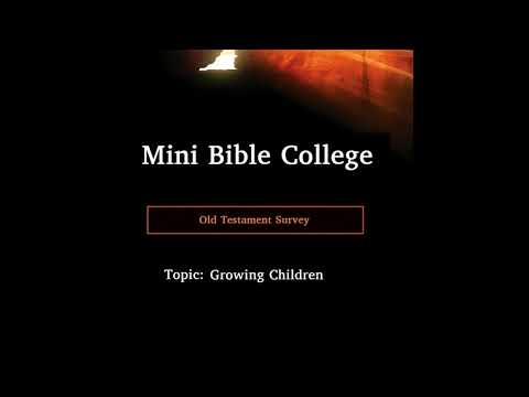 Day41 Growing Children.. Bible Study Hindi
