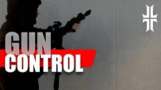 Why Gun Control is NOT about GUNS