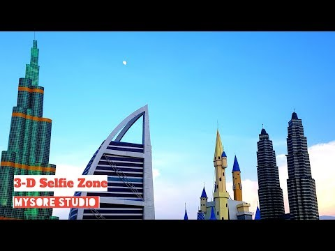 Mysore Dasara Exhibition 2019 Wonderland  London Tower Bridge Burj Khalifa