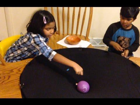 Einstein's General Relativity explained by a 1st Grader