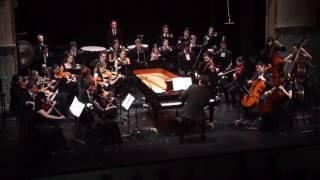 "Senjyu Akira Piano Concerto""SHUKUMEI"" Narihito Mukeda(Piano,Conduct)向田成人(ピアノ、指揮)"