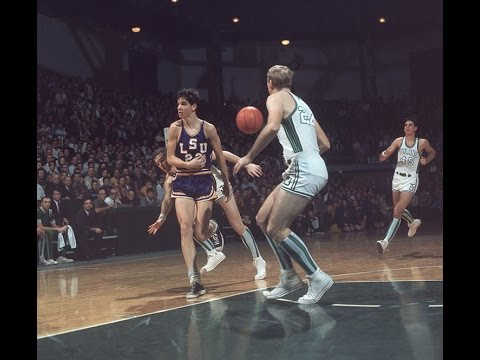 Pete Maravich LSU Highlights