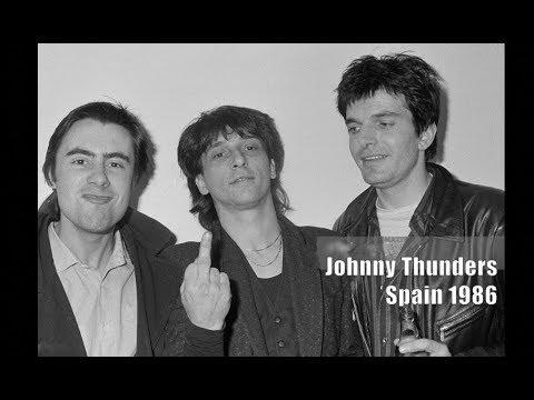 Johnny Thunders - Live Spain 1986