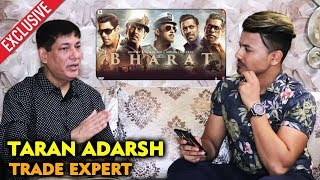 BHARAT Box Office Success | TRADE EXPERT Taran Adarsh BEST REACTION | LIFETIME Collection | Salman