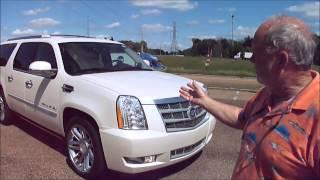 2012 Cadillac Escalade ESV Platinum Video Test Drive
