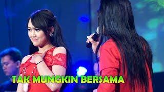 Tak Mungkin Bersama - Happy Asmara Feat Arya Satria -  Om Aurora [Official]