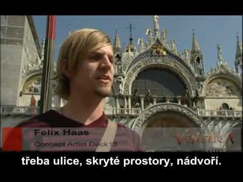 Making of Venetica