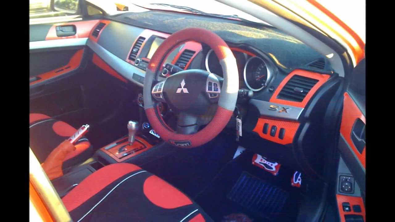 modified new mitsubishi lancer 2010 2011 youtube. Black Bedroom Furniture Sets. Home Design Ideas