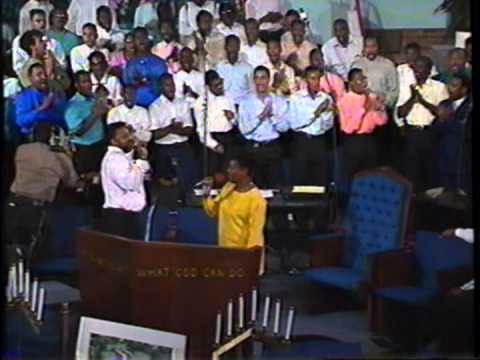 All Of My Help - Rev. Clay Evans & the AARC Mass Choir