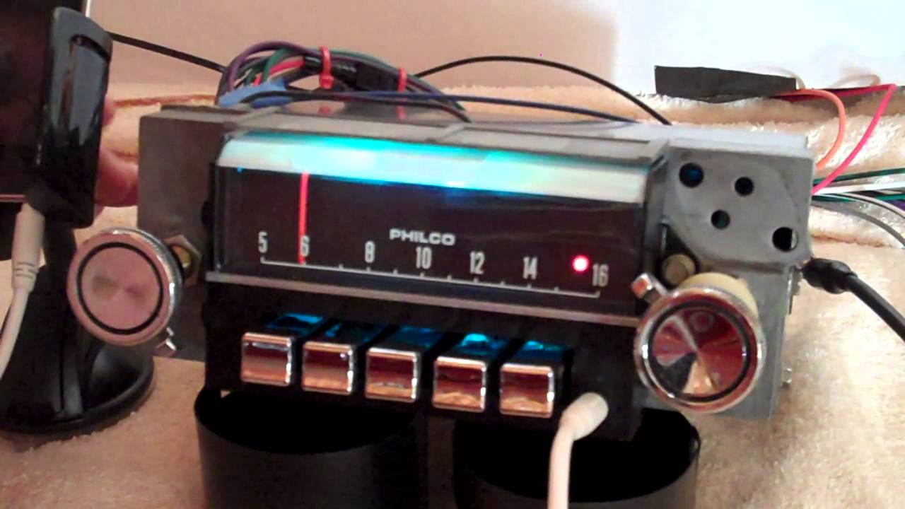 1967 Mustang Radio Fmr 1 Conversion Am Fm Ipod Iphone Mp3