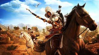 10 ГЛАВНЫХ ДОСТОИНСТВ Assassins Creed Origins! (ПРОШЕЛ ИГРУ НА 100%)