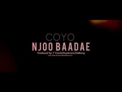 COYO - NJOO BAADAE (Official Lyric Video)