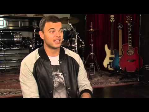 Guy Sebastian Talks About His Inspiration For 'Get Along'