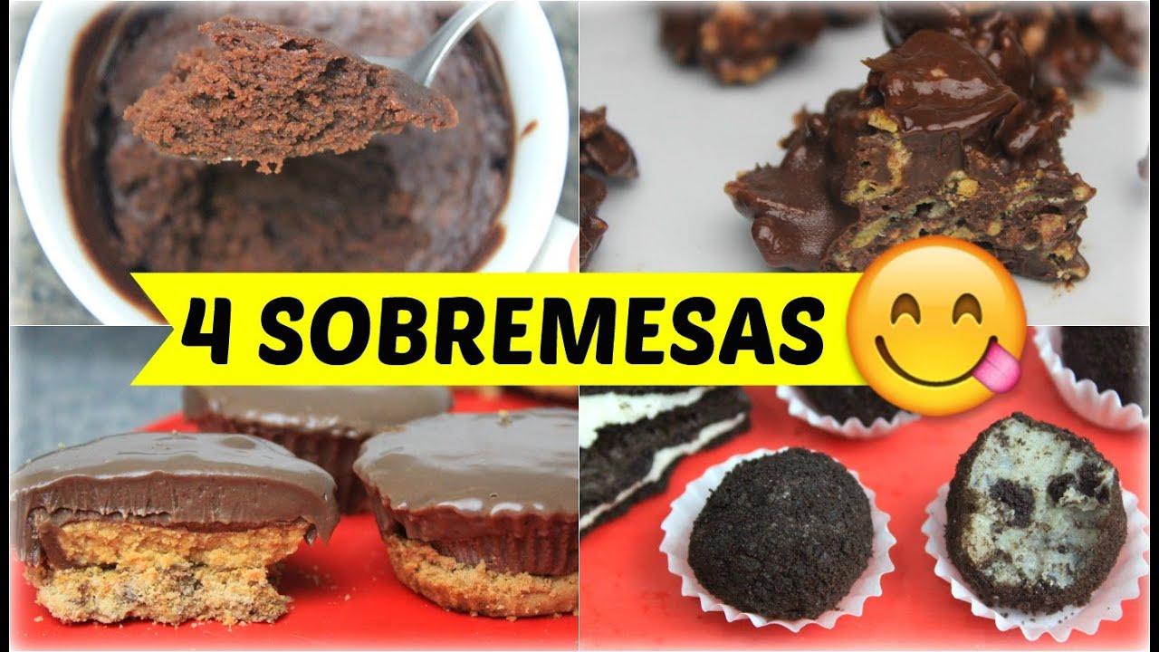 Download 4 SOBREMESAS FÁCEIS! - Sisters Lellis