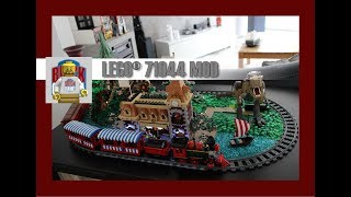 LEGO Disney Trainstation and Train MOD - 71044