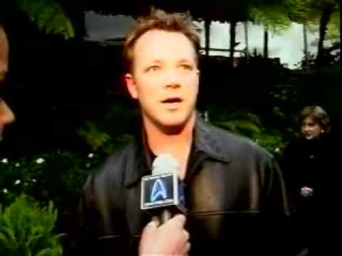 Robert Duncan McNeill at Voyager's Wrap Party